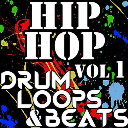 Drum-factory (Hip Hop Drum Loops & Beats, Vol. 1)