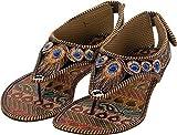#10: Thari Choice Woman Ethic Flat Stylish Slipper