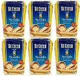 De Cecco - Hartweizengrieß - Semola di grano ...Vergleich