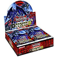 Yu-Gi-Oh! Dragons of Legend 2 Booster Display (Pack of 24)
