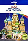 Pocket Moscow & St Petersburg - 1ed - Anglais par Planet