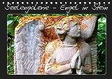 Seelengalerie - Engel in Stein - 2. Edition (Tischkalender 2019 DIN A5 quer): Einzigartige Skulpturen auf deutschen Friedhöfen (Monatskalender, 14 Seiten ) (CALVENDO Kunst)