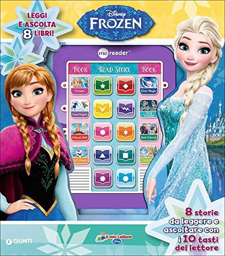Frozen. Il mio lettore Disney. Con 8 libretti: 1