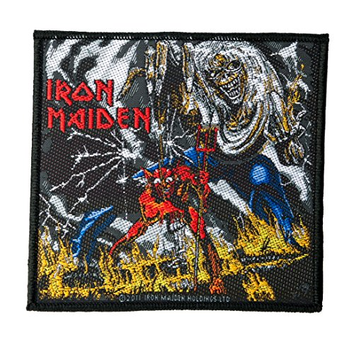 Iron Maiden - The number Of The Beast [/ parche Patch