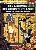 Die Abenteuer von Blake und Mortimer, Bd.1, Das Geheimnis der großen Pyramide (Blake & Mortimer, Band 1) - Edgar-Pierre Jacobs