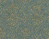 A.S. Creation VliesTapete Kollektion Bohemian Burlesque, blau, 960471