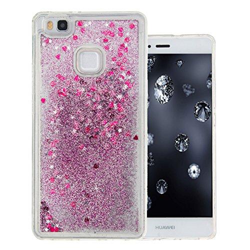 aeequer-huawei-p9-lite-coque-silicone-souple-cristal-clear-smart-cover-bumper-protecteur-etui-paille