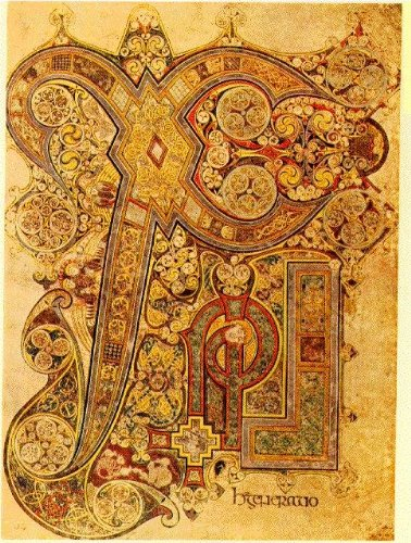 THE BOOK OF KELLS: Copulating Cats and Holy Men (English Edition)