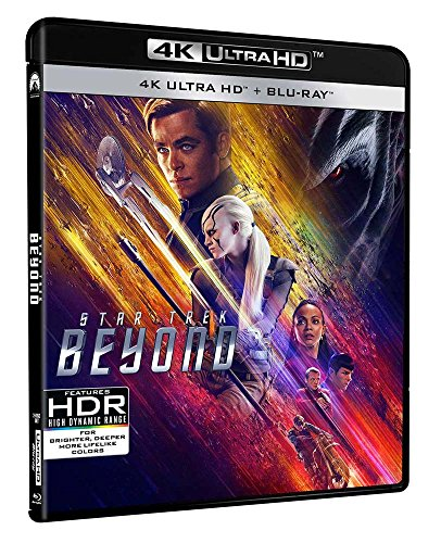 Star Trek Beyond (4K Ultrahd + Blu-Ray)
