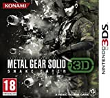 Metal Gear Solid - Snake Eater (Nintendo 3DS) [Importación inglesa]