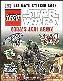 LEGO Star WarsTM Yoda's Jedi Army Ultimate Sticker Book (Ultimate Stickers)