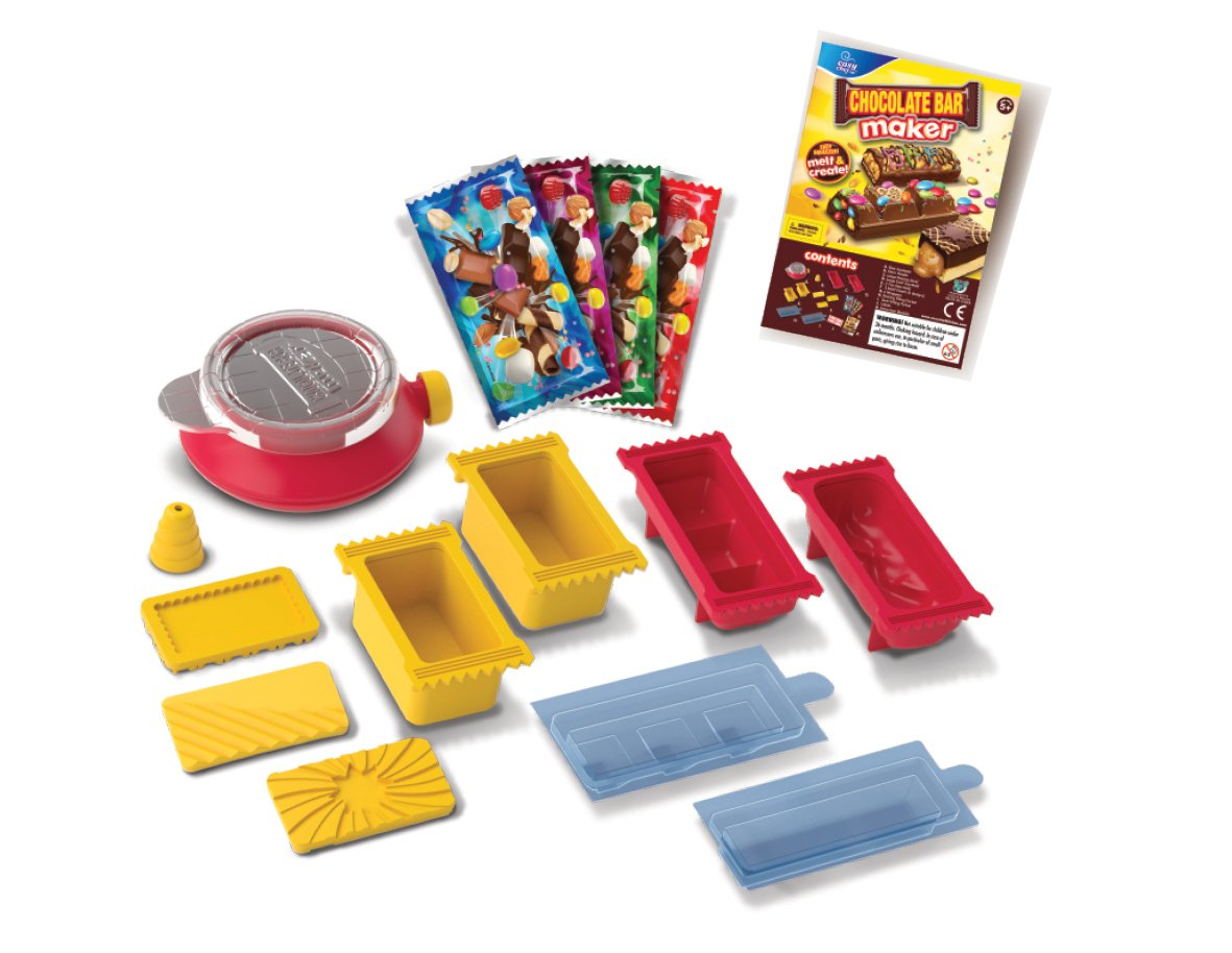 Chocolate Candy Bar Making Kit