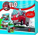 Flo, das kleine Feuerwehrauto - Die 3-CD Hörspielbox: Die 3-CD Hörspielbox