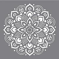 Rayher Plantilla Mandala, varios, Gris, 3.3x 3.1x 0.02cm