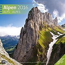 Alpen 30 x 30 cm 2016