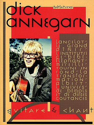 Dick Annegarn: Guitare & Chant