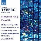 Tyberg: Symphony No.3 (Symphony No. 3/ Piano Trio)