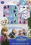 Set Cuaderno Y Pegatinas Frozen