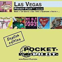 Pocket-Pilot Las Vegas: Einzelkarten: Zentrum, Großraum & Region - Öffentliche Verkehrsmittel - Sehenswürdigkeiten - Ausflüge - Wissenswertes - Klima ... und vieles mehr. Englische Ausgabe