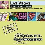 Pocket-Pilot Las Vegas: Einzelkarten: Zentrum, Großraum & Region - Öffentliche Verkehrsmittel - Sehenswürdigkeiten - Ausflüge - Wissenswertes - Klima .. - und vieles mehr - Englische Ausgabe - Markus Borch