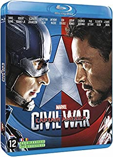 Captain America : Civil War [Blu-ray] (B01HH9Y5P2) | Amazon price tracker / tracking, Amazon price history charts, Amazon price watches, Amazon price drop alerts