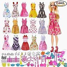 Amazon.it  Vestiti Di Barbie 16ba6b274a3