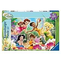Ravensburger 10972 - My Disney Fairies - 100 Pieces XXL Puzzle