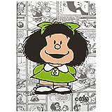 Grafoplas 1331168 Mafalda - Carpetas de fundas y tarifarios