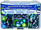 Kreul 49644 - Schmucksteine Set Magic Ocean