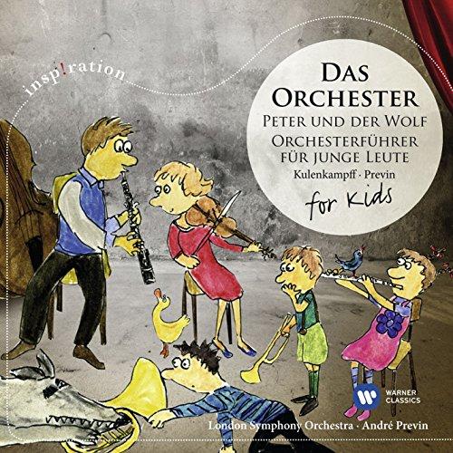 Peter Und Der Wolf Op. 67: Ein musikalisches Märchen für Kinder, Vorstellung der musikalischen Themen: Großvater (Fagott)