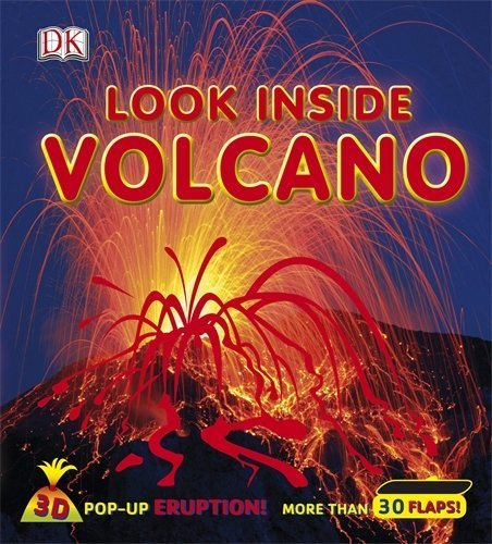 Look Inside Volcano by DK (1-Jul-2011) Hardcover