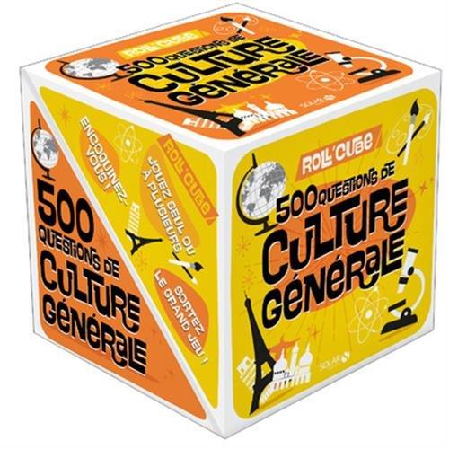 500 questions de culture générale