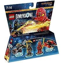 LEGO Dimensions - Team Pack - Ninjago