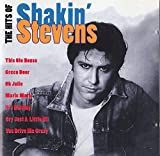 Julie, Marie, Shirley & all the others (CD Album Shakin' Stevens, 16 Tracks)