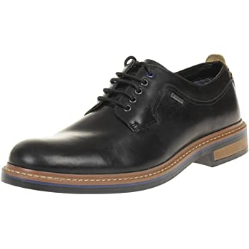 2cc7c15168c50b Clarks Darby Walk GTX Leather Men s Boots Leather Shoes Black Gore Tex