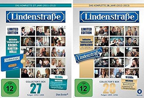 Das komplette 27.+28. Jahr (20 DVDs)