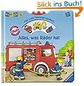 ministeps® Bücher: Alles, was Räder hat: Mein erstes Fahrzeuge-Spielbuch. Ab 18 Monaten