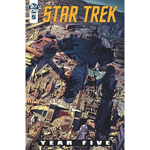 Star Trek: Year Five #5 (English Edition) 3