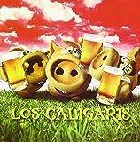 Songtexte von Los Caligaris - Chanchos amigos