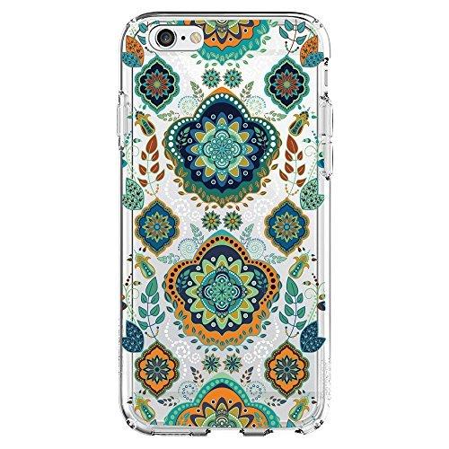 Shark Henna Anishinabe Dream Catcher Ethnic Tribal Schutzhülle foripod Touch 5/iPod Touch 6, 06, 06 (Fall Aztec Ipod 5)