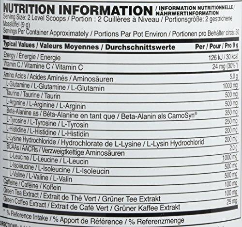 Promo OPTIMUM NUTRITION