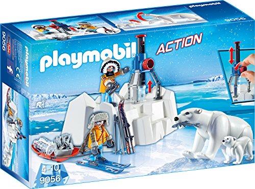 Preisvergleich Produktbild PLAYMOBIL 9056 - Polar Ranger mit Eisbären