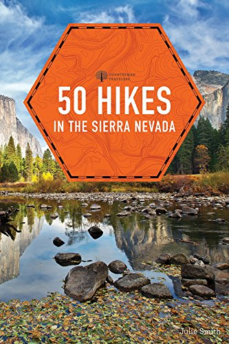 Price comparison product image 50 Hikes in the Sierra Nevada (Explorer's 50 Hikes)