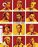 12 Angry Men [The Criterion Collection] [Blu-ray] [2017]