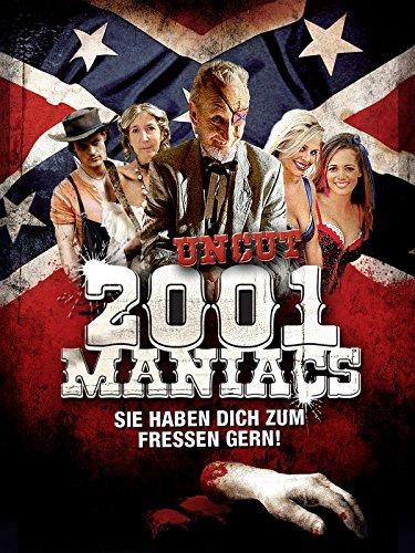 2001 Maniacs [dt./OV] (Kids-spa-party Einladungen)