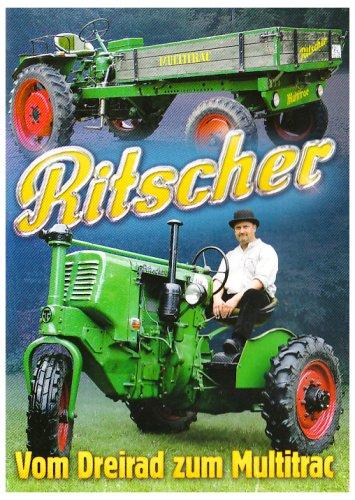 Preisvergleich Produktbild Ritscher - Vom Dreirad zum Multitrac