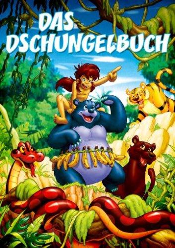 Das Dschungelbuch - The Movie - Disneys Dvd Dschungelbuch-film