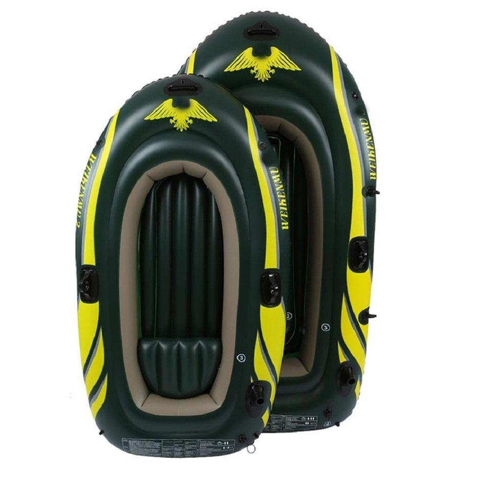 wenrit Inflatable Kayak Boat Fishing Inflatable Kayak Boat Boat with Parasol,PVC