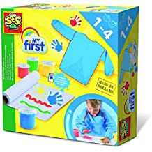 Ses Creative 14417 – Mi primer kit de dedos Colores My First