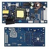 Eboxer LED LCD TV Tablero de Controlador de Corriente Constante Ajustable (50MA-1000MA) Adaptador de Tablero de Refuerzo de Retroiluminación LED con Probador de Retroiluminación